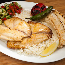 Image of TILAPIA FISH KABOB