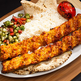 Image of PERSIAN KOUBIDEH CHICKEN