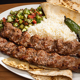 Image of PERSIAN KOUBIDEH BEEF